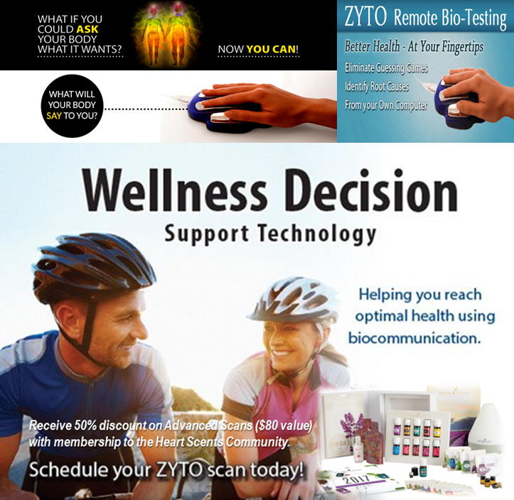 Wellness Decision Technology - Remote Scan